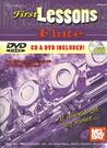 First Lessons Flute [With CD and DVD]