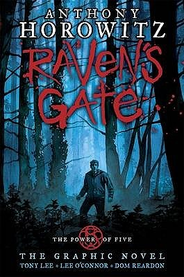 Raven's Gate   The Graphic Novel by Anthony Horowitz