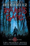 Raven's Gate   The Graphic Novel (Power Of Five)