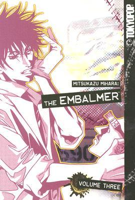 The Embalmer,  Volume 3 by Mitsukazu Mihara