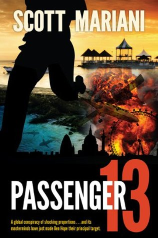 Passenger 13 by Scott Mariani