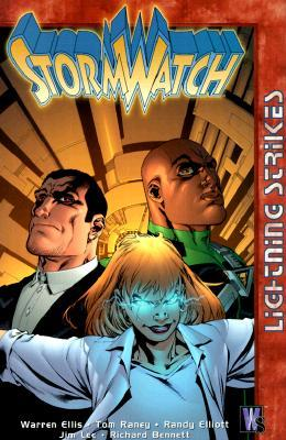 StormWatch, Vol. 2 by Warren Ellis