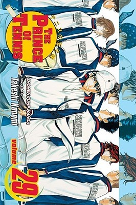 The Prince of Tennis, Volume 29 by Takeshi Konomi