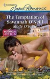 The Temptation of Savannah O'neill (Harlequin Superromance)