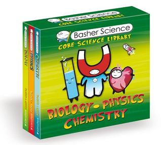 Basher Science: Core Science Library (3-Copy Boxed Set)