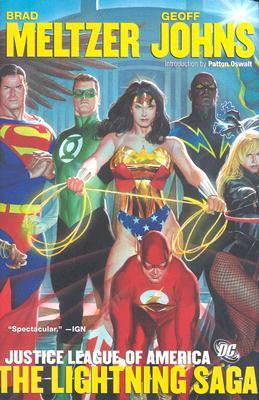 Justice League of America, Vol. 2 by Brad Meltzer