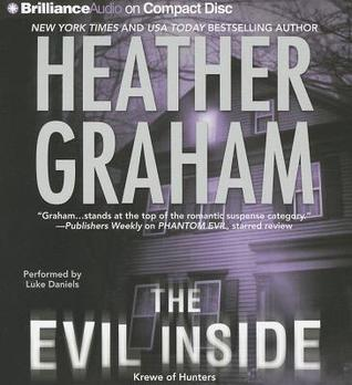 The Evil Inside (Krewe of Hunters #4)