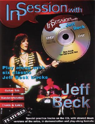 In Session with Jeff Beck / Guitar-Tab Book and CD