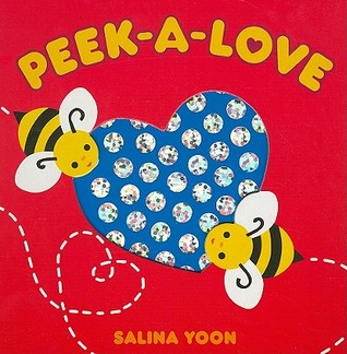 Peek-a-Love by Salina Yoon