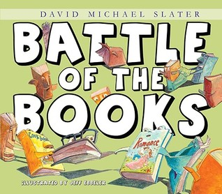 Battle Of The Books by David Michael Slater
