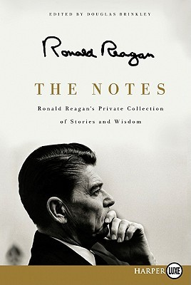 The Notes LP by Ronald Reagan