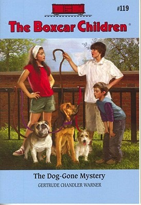 Get The Dog-gone Mystery (The Boxcar Children #119) by Gertrude Chandler Warner, Robert Papp RTF