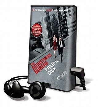 The Adjustment Bureau [With Earbuds] by Philip K. Dick