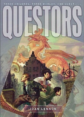 Questors by Joan Lennon