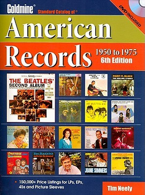 Goldmine Standard Catalog of American Records, 1950-1975 [With DVD]