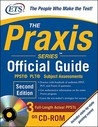 The Praxis Series Official Guide with CD-ROM, Second Edition: PPST® PLT® Subject Assessments (Praxis Series Official Guide: PPST Pre-Professional Skills Test (W/CD)