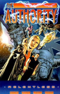 The Authority, Vol. 1 by Warren Ellis
