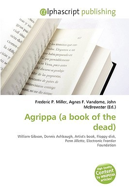 agrippa a book of the dead pdf