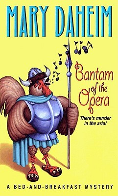 Bantam of the Opera (Bed-and-Breakfast Mysteries #5)