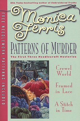 Patterns of Murder (A Needlecraft Mystery, #1-3)