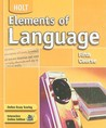 Elements Of Language: Fifth Course