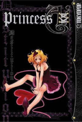 Princess Ai: Destitution (Princess Ai, #1)