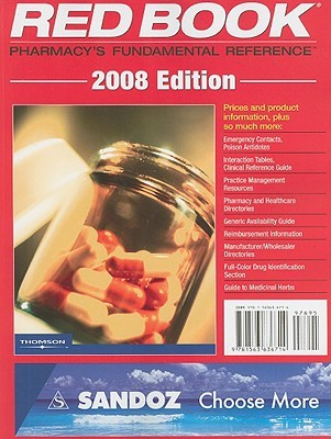 Red Book 2008 (Drug Topics)