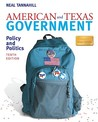 American and Texas Government: Policy and Politics: Longman Study