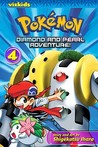 Pokémon: Diamond and Pearl Adventure!, Vol. 4