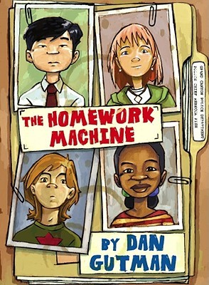 The Homework Machine (The Homework Machine #1)