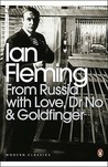 From Russia with Love/Dr No/Goldfinger