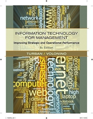 Information Technology for Management by Efraim Turban