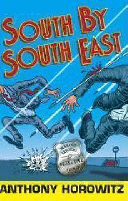 South by South East (Diamond Brothers, #3)