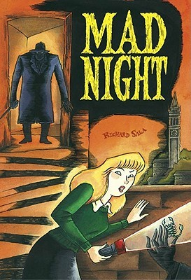 Mad Night, Featuring Judy Drood, Girl Detective by Richard Sala