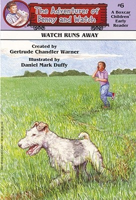 Watch Runs Away (Adventures of Benny and Watch, #6)