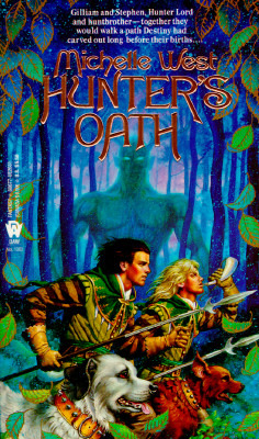Hunter's Oath (The Sacred Hunt, #1)