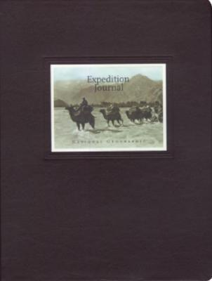 National Geographic Expedition Journal