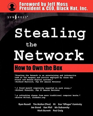 Stealing the Network by Ryan Russell