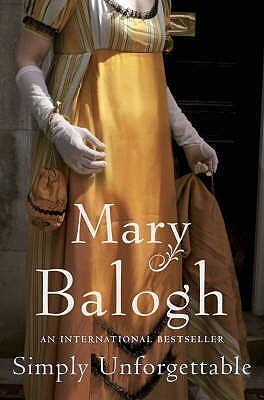 Simply Unforgettable (Simply Quartet #1) (REQ) - Mary Balogh