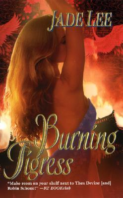 Burning Tigress (Tigress, #4)