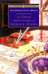 The Great Adventures of Sherlock Holmes by Arthur Conan Doyle