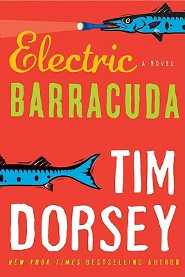 Electric Barracuda (Serge Storms, #13)