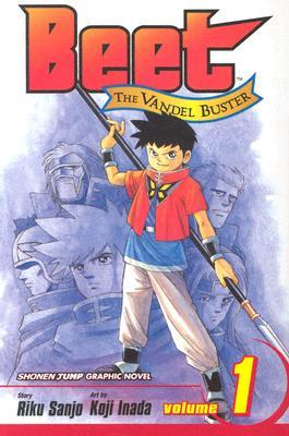Beet the Vandel Buster, Vol. 1 by Riku Sanjo