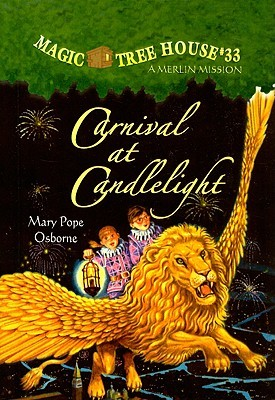 Carnival at Candlelight by Mary Pope Osborne