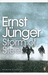 Storm of Steel by Ernst Jünger
