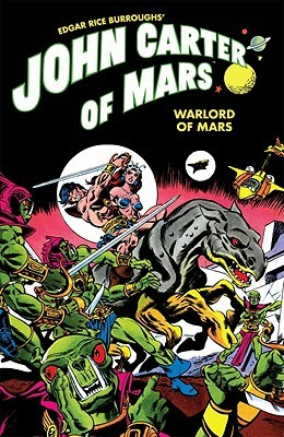 John Carter of Mars by Gil Kane