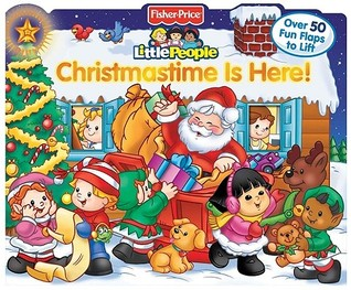 Fisher Price Little People Christmastime Is Here! by Reader's Digest