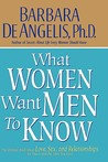 What Woman Want Men to Know: The Ultimate Book About Love, Sex, And Relationships for You and the Man You Love