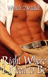 Right Where I Need To Be (Crawford Boys #1)