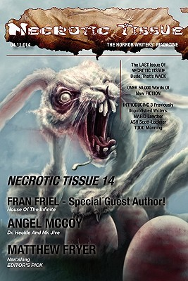 Necrotic Tissue, Issue #14 by R. Scott McCoy